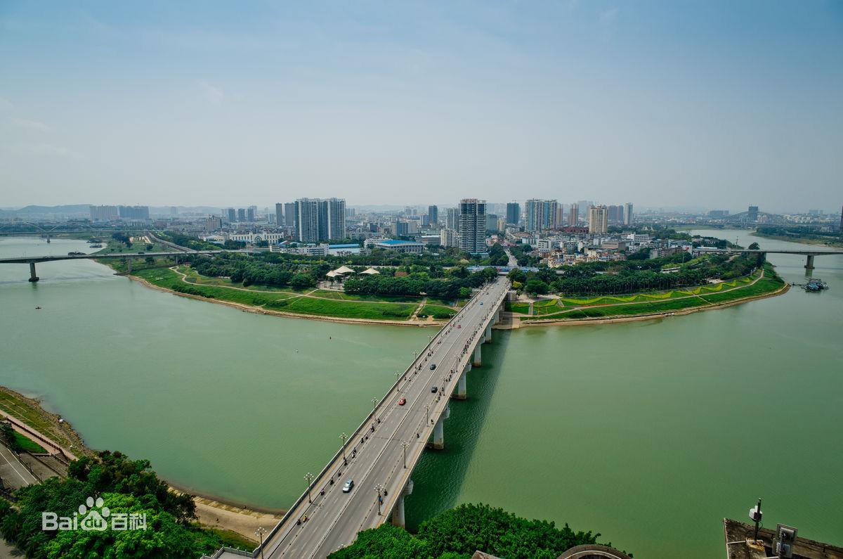 广西地区-玉林市