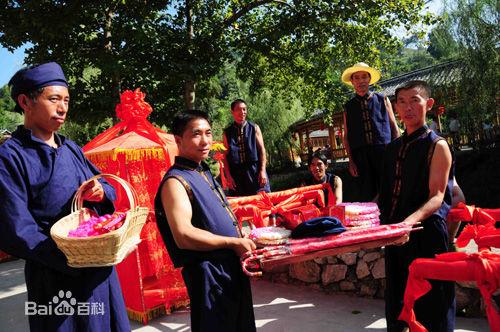 广西名族特色 - 毛南族