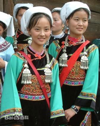 广西民族特色 - 水族