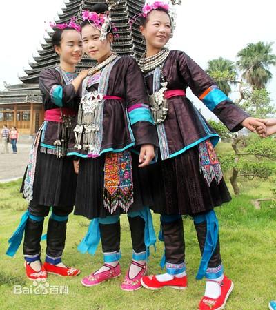 广西名族特色 - 侗族