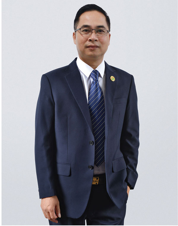 副会长 - 韦黎勇