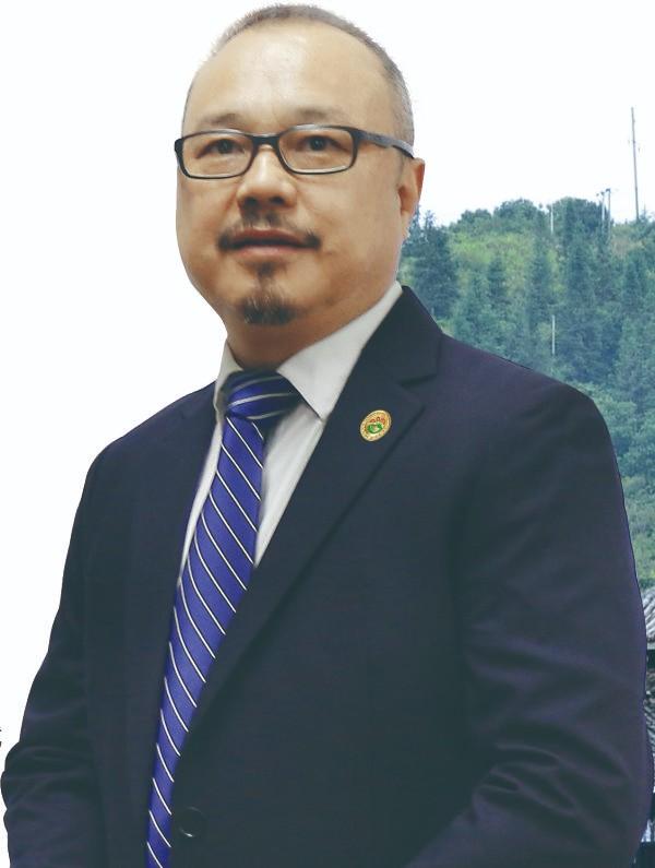 常务副会长 - 陈隆斌