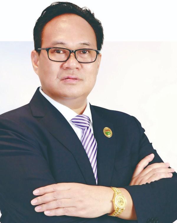 常务副会长 - 邓昱
